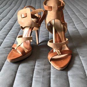 Woman's Italian Herve Leger heels